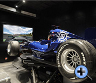 F1 ShowCar F1 Simulator
